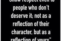 Vær en go person