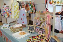 craft booth ideas