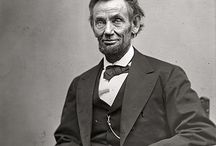 Lincoln & History / Interesting facts, photos, and pieces of history relating to Abraham Lincoln.