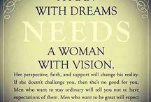 Lady rules