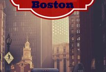 Boston/Rhode Island~ Visiting Emma & Peter/Nancy