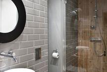 Fürdő / Minimál fürdő ötletek