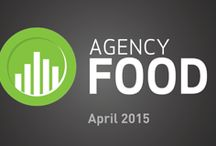 Agency Food / Every quarter, The Agency Works conducts the Agency Food Survey which gives agency leaders the opportunity to share their thoughts on the current trading climate.