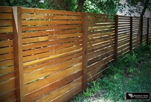 Home fence
