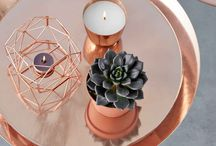 Copper&Brass&Marble