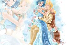 Sailor Moon Crystal_Art By Pillara / Different panache in the style of crystal