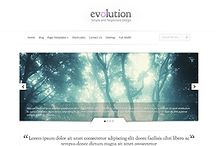 FIND A WEB TEMPLATE / A place for people to find their web template for the Wordpress site I am building for them.