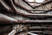 Underground constructions