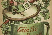 St. Patrick's Celebrating