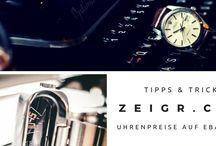 Vintage Uhren kaufen / Tipps & Empfehlungen