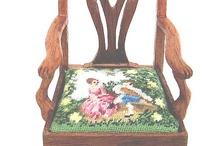 kaneviçeli sandalye