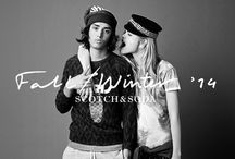 Teens - F/W 14 / Get excited, because you can find all our coolest Scotch R'Belle and Scotch Shrunk styles in sizes 14 and 16 at wwww.scotch-soda.com