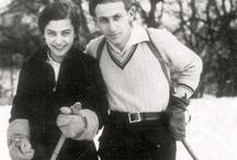 Radnóti Miklós és Gyarmati Fanni 1935