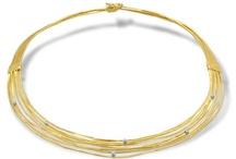 Necklace 18k Gold / Made in Greece, Parthenon Greek Jewelry www.parthenon-greekjewelry.com