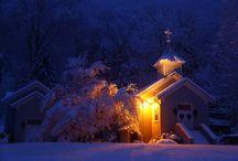 ❤ Beautiful Churches / by Joely Sekula