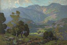California Landscape Painters