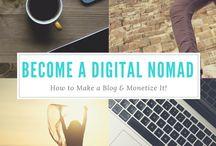 Digital Nomad - Corners of the World