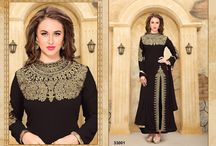 2614 Aanaya Vol 23 Faux Georgette Festive Wear Salwar Kameez