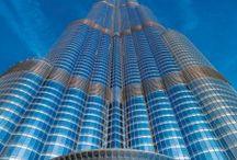 Burj Khalifa / Tallest buildiing in the world