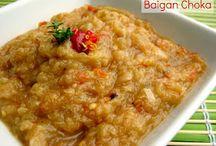 bengali dish bhyanta