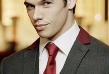 Hot Men on TV / by Jamie Barringer