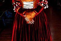 Cranach/Saxon Dress