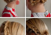 Hairstyles / by Sarah Fifield