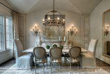 dinner room / by Kristel Vanwezemael