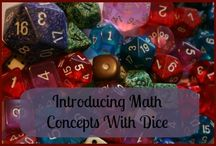 Unschooling Math / Math isn't a school subject - it's a part of life! Break out of math anxiety and play with numbers and patterns! / by These Temporary Tents