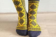 Håndarbeid strikking/knitting