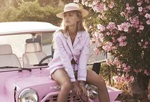 Romantically Chic / The feminine flair, subtly vintage charm and forever romantic moments you can capture in a day. Smell the flowers, bat your eyelashes, be charming and live.