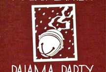 Reagan's Polar Express Pajama Party