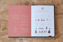AngelJay Brainstorm - Recipe Book Designs / Graphic Design ideas for recipe book