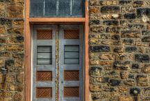 Doors of the world / by Sally Ann Kearney