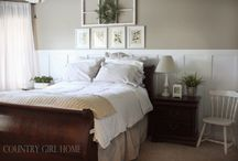 Bedroom Decor Ideas / Bedroom decor, layout, accessories... / by Missy M.