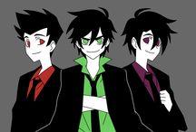 Secret Trio