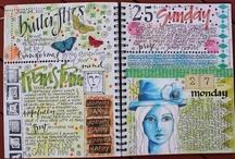 Journal/Doodling / by Carole Kilsdonk