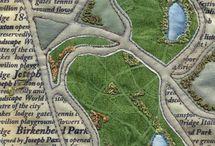 Quilt: Map Quilts / by Liz Geisert Kirk