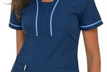 traje enfermera
