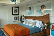 Bedrooms & Boudoirs