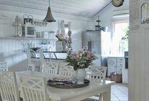Romantiske hjem
