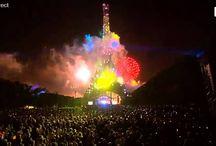 French celebrations / Noel, Paques, les rois mages, mardi gras, la chandeleur, le 14 juillet