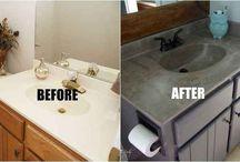 Bathroom Reno