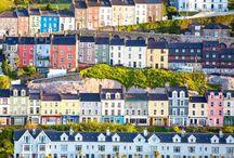 • Ireland • / Beautiful places in Ireland