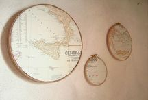 Maps-Globes / by Michelle Helsel