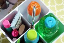 GET ORGANIZED!!! / Home organization / by Nicole Ashworth