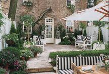 Garden - Terraces, Patios & Misc. Bulidings