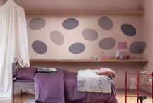 Colours for children's rooms / Only cheerful colours turn a children's room into a lively feel-good space. In this case, less is more. Loud colours are out. Harmonious design-oriented colour combinations in trendy shades and patterns are in demand. Whether paints or wallpapers, there is a strong need for advice – manufacturers and retailers can gain an advantage with colour expertise, safe products and holistic design concepts.