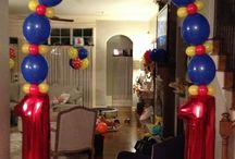 balloons and party ideas