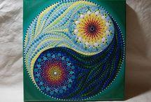 Peace hippie